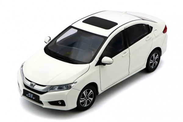 Honda City 2017 1:18 Paudi