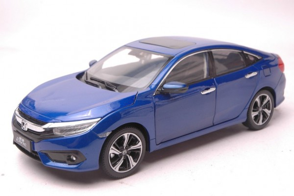 Honda Civic 2017 1:18 Paudi