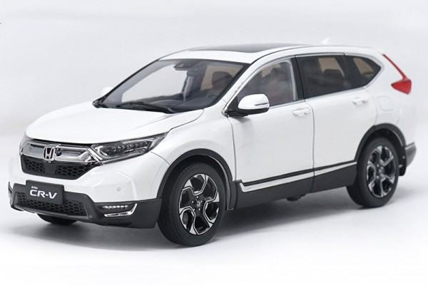 Honda CR-V 2018 1:18 Paudi