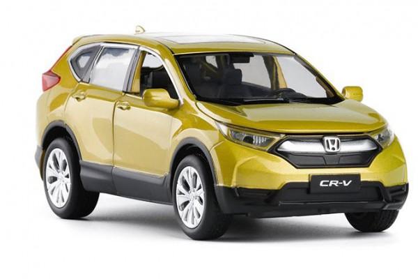 Honda CR-V 2018 1:32 Jackiekim