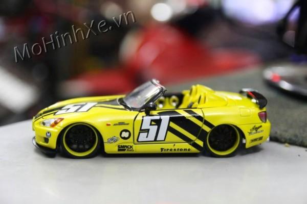 Honda S2000 1:24 Maisto