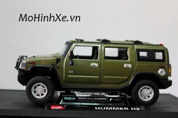 Hummer H2 1:24 MZ