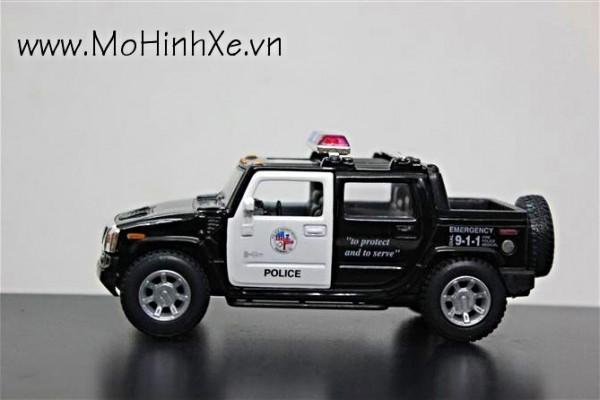 Hummer H2 SUT Police 1:36 Kinsmart