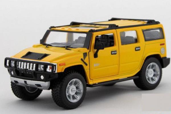 Hummer H2 SUV 1:32 Kinsmart