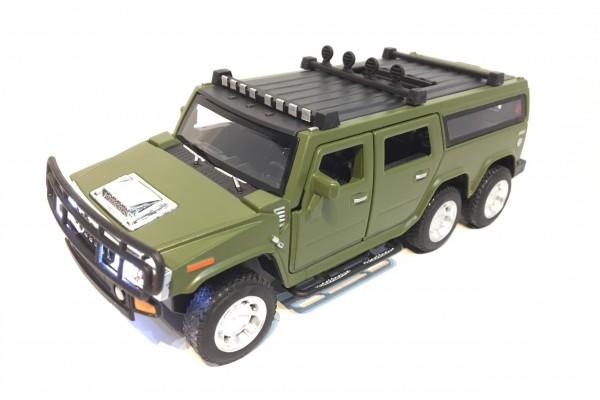 Hummer H6 1:32 TY Models