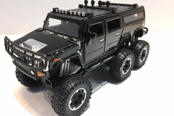 Hummer H6 Off-Road 1:32 TY Models