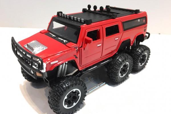 Hummer H6 Off-Road 1:32 TY Models