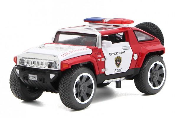 Hummer HX Concept Police 1:32 Hãng khác