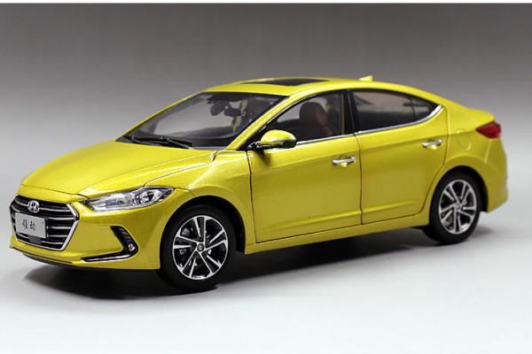 Hyundai Elantra 1:18 Paudi
