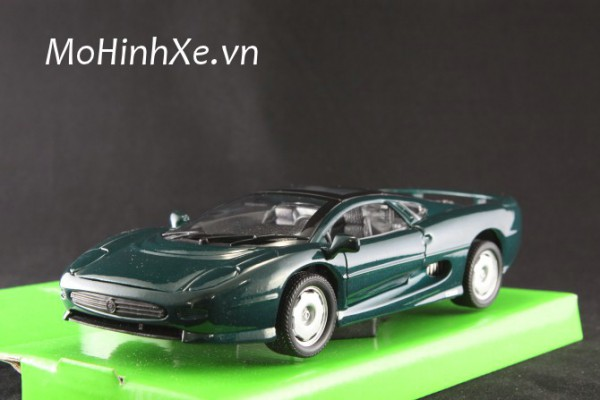 Jaguar XJ 220 1:24 Welly