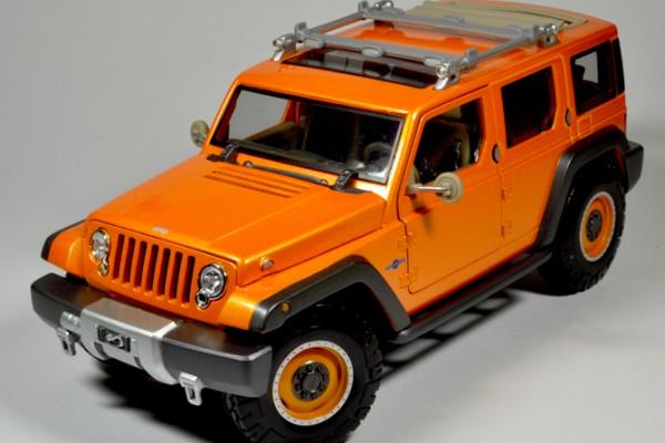 Jeep Rescue Concept 1:18 Maisto