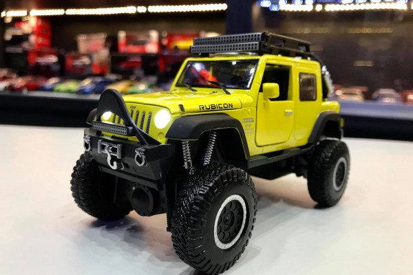 Jeep Rubicon Off-Road 1:32 Proswon