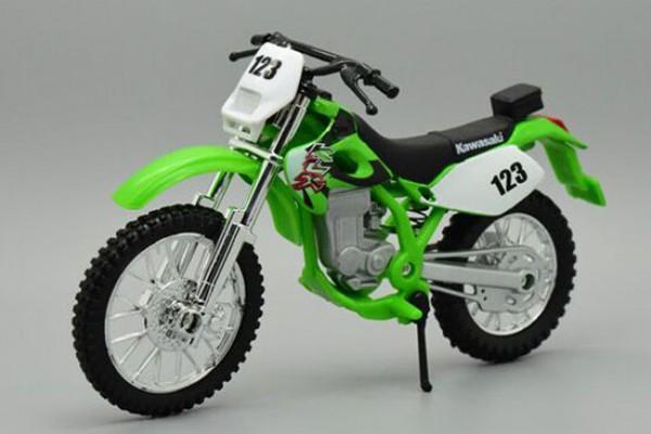 Kawasaki KLX 250SR 1:18 Maisto