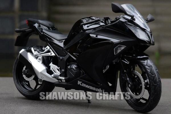 Kawasaki Ninja 300 1:12 JoyCity