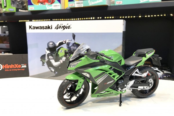 Kawasaki Ninja 300 SE 1:12 Automaxx