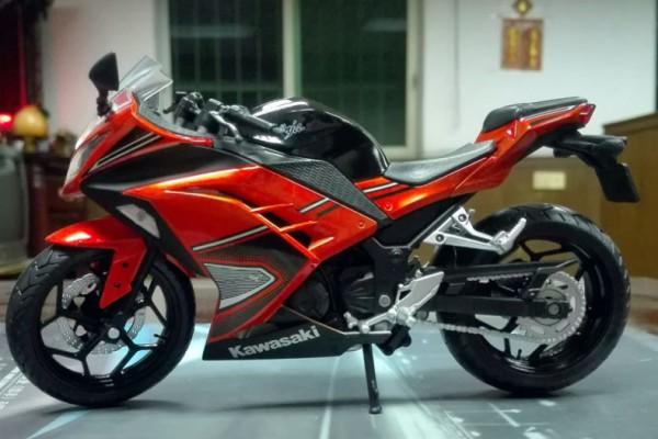 Kawasaki Ninja 300 SE 1:12 JoyCity