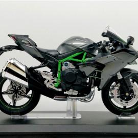 Kawasaki Ninja H2 1:12 Aoshima