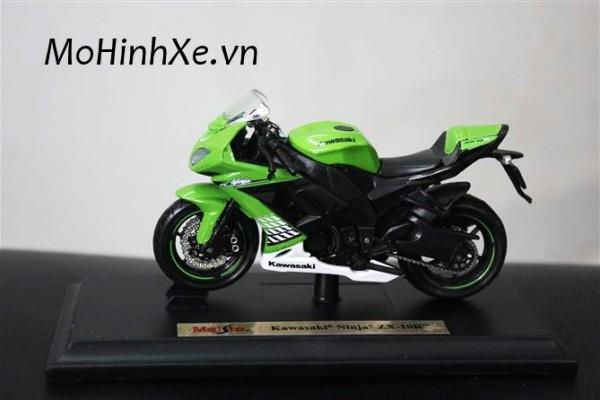 Kawasaki Ninja ZX-10R 1:18 Maisto