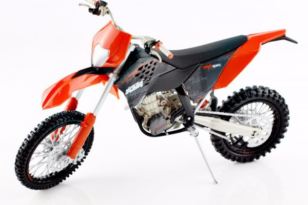 KTM 450 EXC 09 1:12 JoyCity