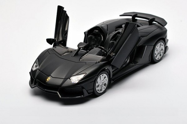 Lamborghini Aventador J 1:32 Double Horses