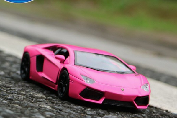Lamborghini Aventador LP700-4 1:36 Welly