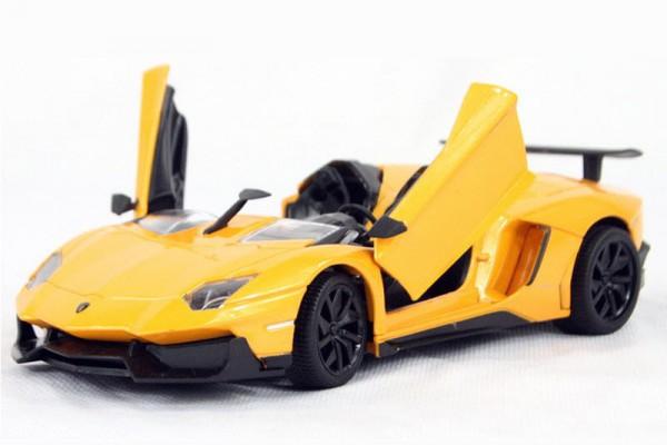 Lamborghini Aventador J 1:24 MZ