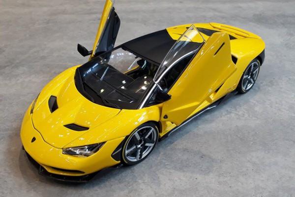 Lamborghini Centenario LP770-4 1:18 Maisto Exclusive