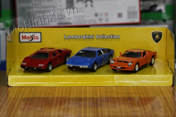 Lamborghini Collection 1:36 Maisto