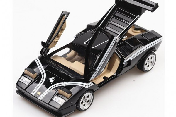 Lamborghini Countach LP500 1:32 Double Horses