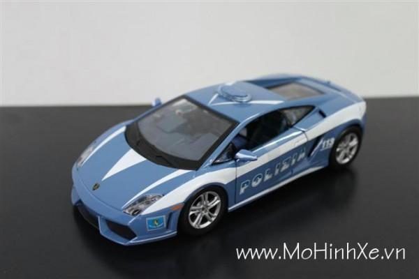 Lamborghini Gallardo LP560-4 Polizia 1:24 Maisto