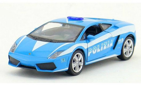 Lamborghini Gallardo LP560-4 Polizia 1:36 Welly