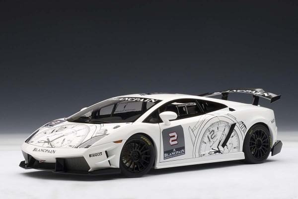 Lamborghini Gallardo LP560-4 Super Trofeo 1:18 AUTOart