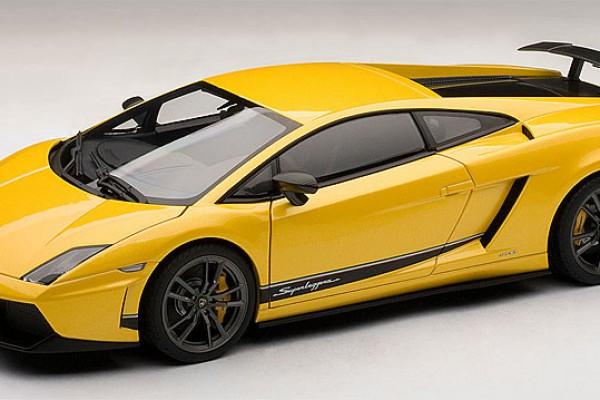 Lamborghini Gallardo LP570-4 Superleggera 1:18 AUTOart