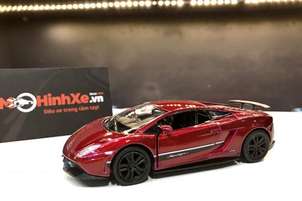 Lamborghini Gallardo LP570-4 Superleggera 1:36 RMZ City