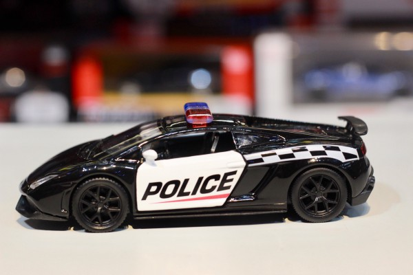 Lamborghini Gallardo LP570-4 Superleggera Police 1:36 RMZ City