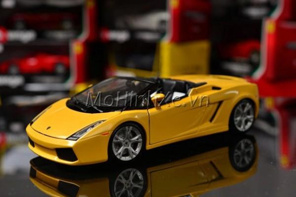 Lamborghini Gallardo Spyder 1:18 Bburago