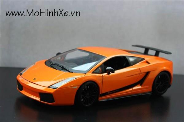Lamborghini Gallardo Superleggera 1:18 Maisto
