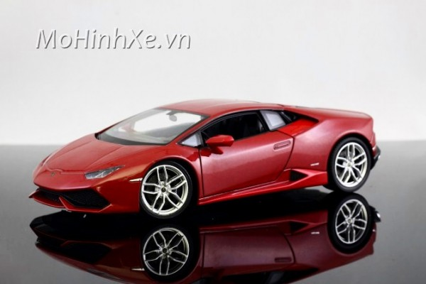 Lamborghini Huracan LP610-4 1:24 Welly