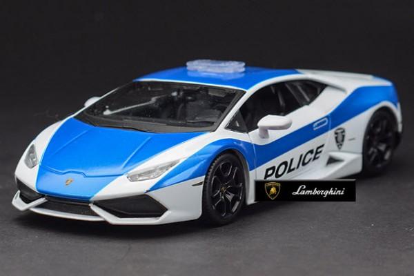 Lamborghini Huracan LP610-4 Police 1:24 Maisto