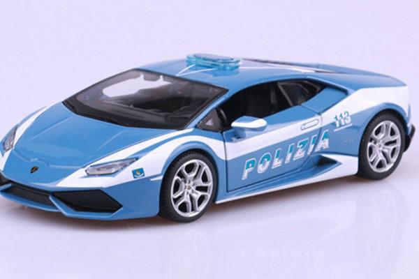 Lamborghini Huracan LP610-4 Polizia 1:24 Maisto