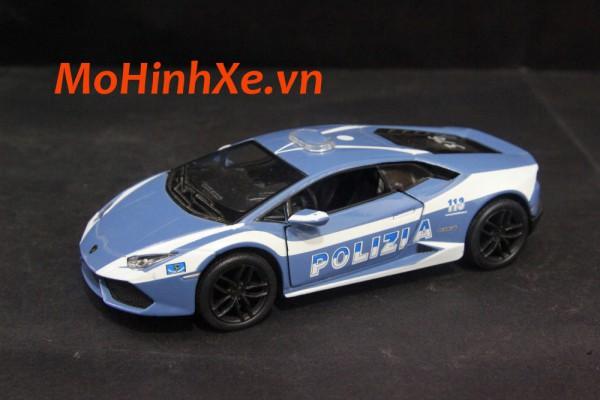 Lamborghini Huracan LP610-4 Polizia 1:36 Kinsmart