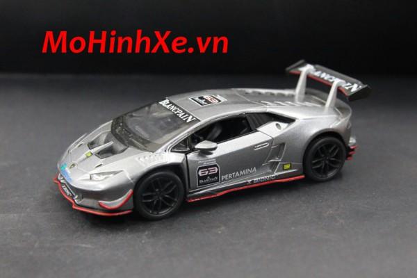 Lamborghini Huracan LP620-2 Super Trofeo 1:36 Kinsmart