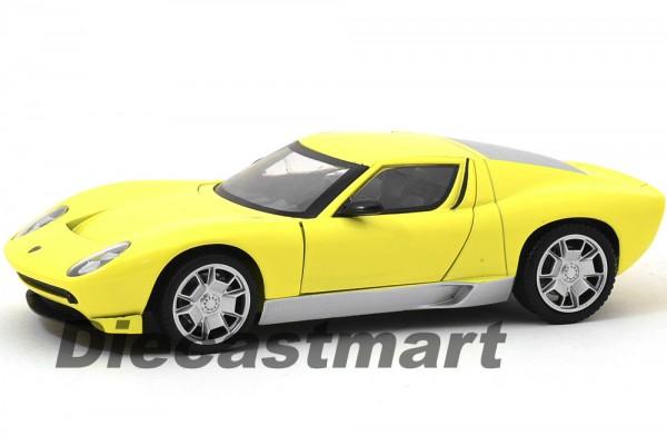 Lamborghini Miura Concept 1:24 MotorMax