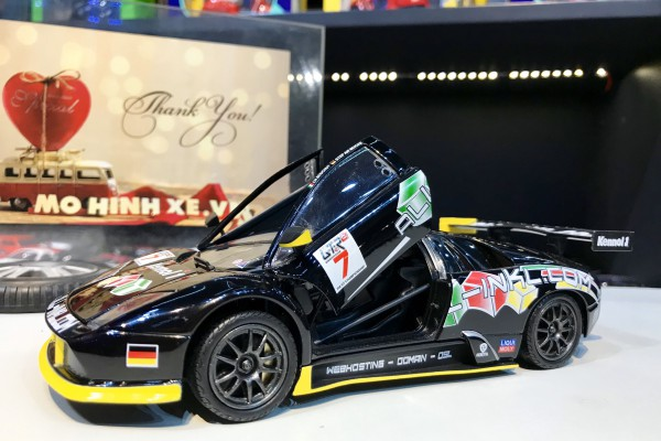Lamborghini Murcielago FIA GT 1:24 Bburago