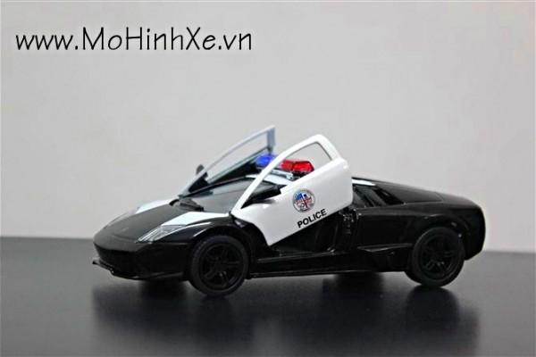 Lamborghini Murcielago LP640 Police 1:36 Kinsmart