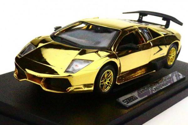 Lamborghini Murcielago LP670-4 SV 1:24 Speedy