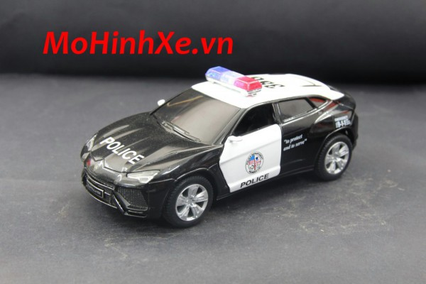 Lamborghini Urus Police 1:36 Kinsmart