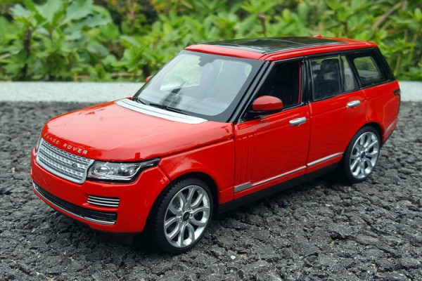 Land Rover Range Rover 1:24 Rastar