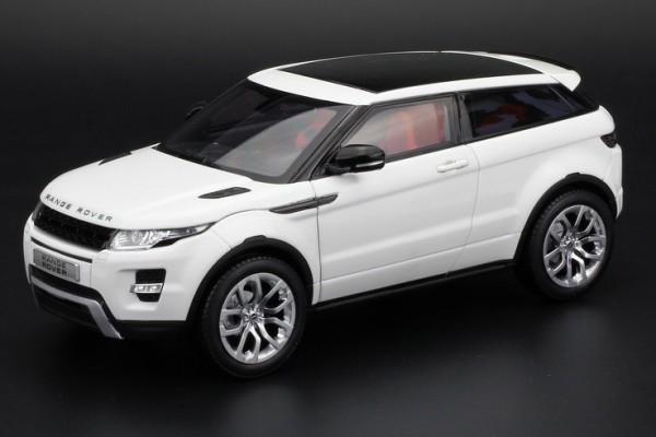 Land Rover Range Rover Evoque 1:18 GT Autos