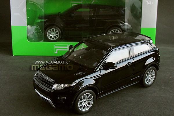 Land Rover Range Rover Evoque 1:24 Welly